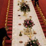 Com banquete, rainha Elizabeth dá as boas-vindas ao presidente Donald Trump