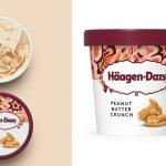Häagen-Dazs lança sabor Peanut Butter Crunch