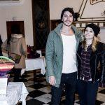 Andre Mendes e Bruna Rabboni