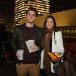 Andre Fernandes e Sara Madeira