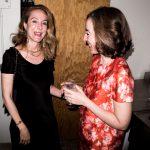 Aurelie Bidermann e Pamela Golbin
