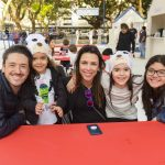 Camila, Marcos Patrick , Rafaela, Daniela E Mariana
