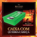 """Cinemark e Cinépolis anunciam brindes para o lançamento da live action de """"Rei Leão"""""""