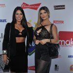 Caroline Trevisan e Giovanna Menezes