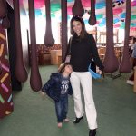 Guilherme e Mama Maluf