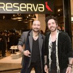 Icaro Luz e Roger Benet