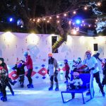 Iguatemi SP celebra inverno com Ice Village