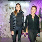 Julia Artero e Giovanna Luz Moreira