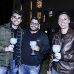 Matheus Pinho, Marlon Oliveira E Marcello Gaya