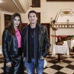 Natalia Carvalho e Andre Pegorari