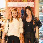 Veruska Blasck e Anna Laura