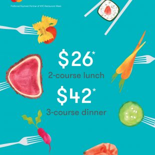 Nova York abre reservas para a Restaurant Week