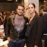 Yuri Macedo e Ariana Lima