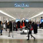 Zara produzirá roupas de tecidos 100% sustentáveis até 2025