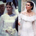 Charlotte Casiraghi e Dimitri Rassam se casam pela segunda vez