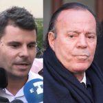 Justiça reconhece espanhol de 43 anos como filho biológico de Julio Iglesias