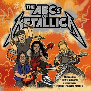 Metallica anuncia livro infantil ilustrado sobre a história da banda