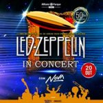 Led Zeppelin: Nova Orquestra vai recriar sucessos em concerto no Allianz Parque Hall