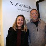 Andre Carvalho e Renata Borges