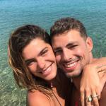 Cauã Reymond fez terapia com filha após apoio de Mari Goldfarb e Grazi