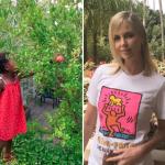Charlize Theron publica foto rara da filha transgênero Jackson