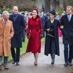 Família real tem grupo no WhatsApp para combinar passeios