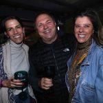Carol Nunes e Carlos Lutfalla e Bettina Ravioli