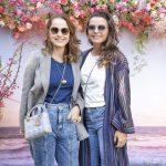 Claudia Scarton e Fernanda Avon