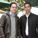 Claudio Bessa e Vinicius Ruffo