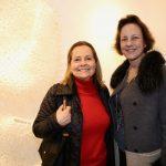 Diva Ruas e Patricia Stierli