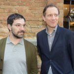 Eduardo Beliner e Jochen Volz