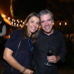 Fernanda Almeida e Marcelo Moreira