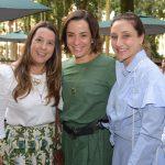 Georgina Rather, Camila Siqueira e Daniela Vilella