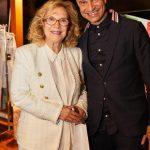 Janine Goossens e Maurício Pina