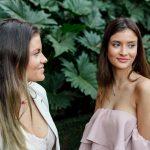 Juliana Rangel e Nathalia Rangel
