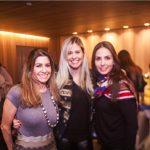 Renata Fialdini, Carolina Filadini e Fernanda Duprat