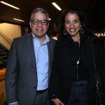 Leonardo Rocha e Adriana Helal