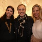 Lica Pedrosa, René Fernandes e Gisele Rossi