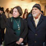 Margarida Cintra Gordinho e Jorge da Cunha Lima