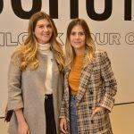 Maria Clara Antunes e Maria Clara Spyer