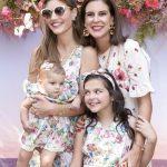 Maria Do Rosario e Maria Rudge, Ciccy e Missy Halpern