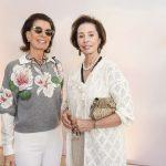 Maria Zilda Araujo e Vera Andraus