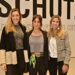Marina Henriques, Juliana Souen e Carolina Accioly