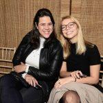 Nathalia Chamon e Lidia Amendola