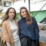 Olivia Nicoletti e Elisa Caetano