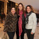 Raquel Sebe, Bianca Vergaças e Adriana Arquioli
