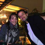 Renata e Dj Paulinho Bogosian