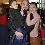 Renaud, Jessica e Isabella Teixeira