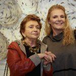 Sonia Farhat e Alessandra Leonel