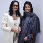 Tânia Carparelli Piva de Albuquerque e Maria di Pace Souza Aranha